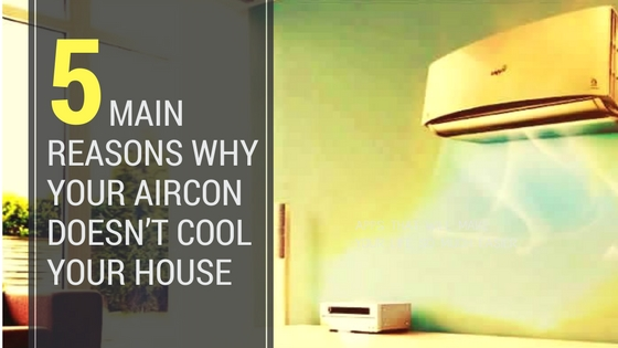 Aircon Not Cold Enough? Revealed: The 5 Big Why - Billy
