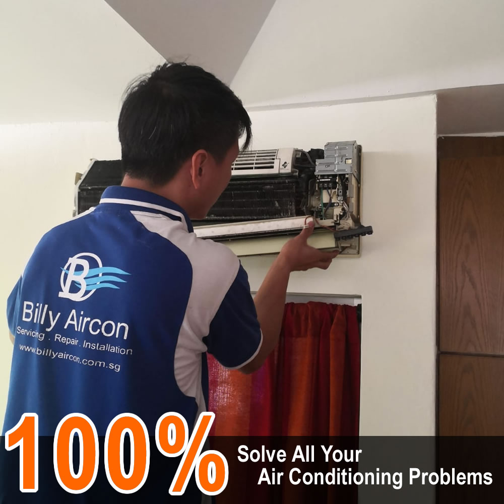 100% solve your aircon problem