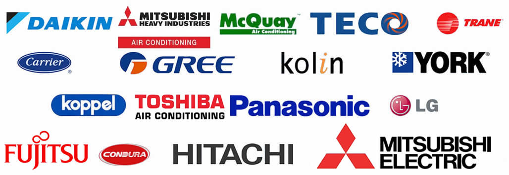 Supported ac brands