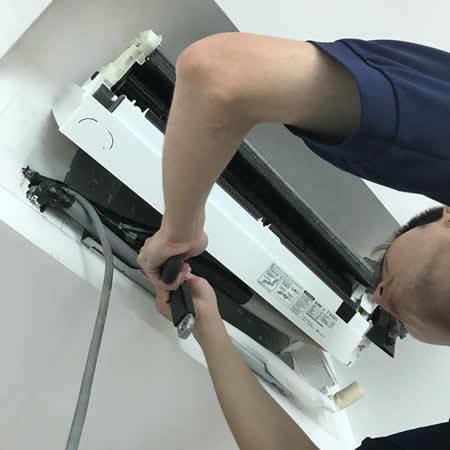 AC-install